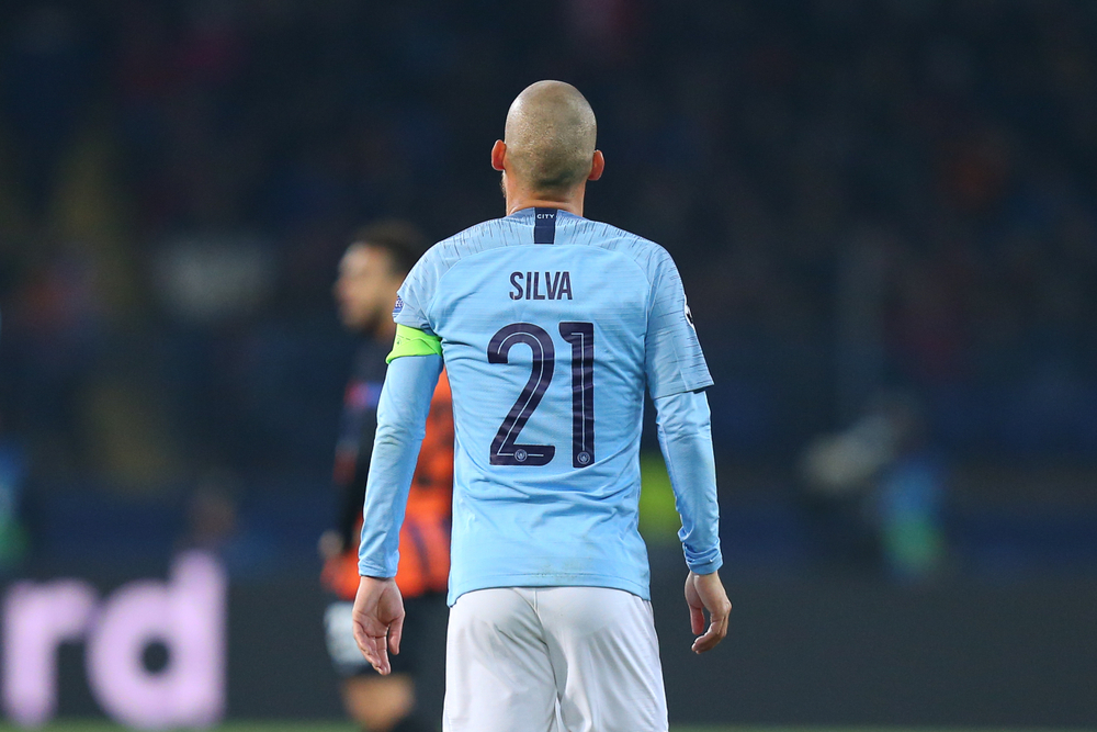 David Silva signs for Real Sociedad on a two-year deal