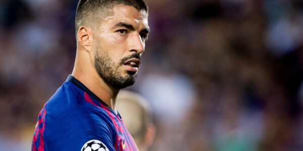 Luis Suarez joins Atletico Madrid from Barcelona on a two-year deal